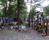 Miejsce pamięci motocyklistów na górze Kékes