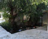 Zaśmiecona rzeka w Brod :(