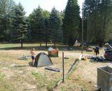 Nasz obóz w Bośni – Tjentište