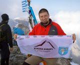 Najwyższy szczyt Grecji zaliczony