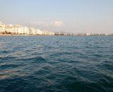Zatoka Salonicka na Morzu Egejskim