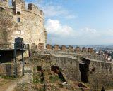 Saloniki – mury obronne