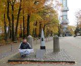 Najwyższy punkt Holandii – Vaalserberg