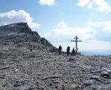 Przełęcz przed szczytem