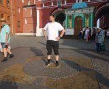 Kilometr zerowy w Moskwie