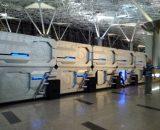 Na Moskiewskim lotnisku Wnukowo można przespać się w kapsule