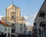 Wilno, ulica Ostrobramska