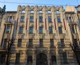 Dom Bogusławskiego, ul. Alberta 2a