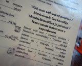 W każdej dobrej restauracji w Tallinie można zjeść np. mięso z niedźwiedzia czy łosia