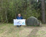 Wysoka Góra – najwyższe wzniesienie Litwy (294 m n.p.m.)