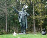 Głowy Lenina