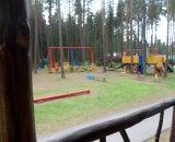 W Park Grūtas jest również coś dla dzieci – mini zoo oraz plac zabaw, każdy znajdzie coś dla siebie