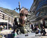 Pomnik poświęcony Salvadorovi Dali w stolicy