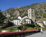 Zabytkowy kościółek w Stolicy Andory