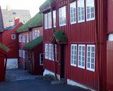 Dzielnica rządowa w Tórshavn