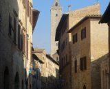 Jedno z najpiękniejszych włoskich miasteczek -San Gimignano czyli miasto wież