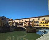Most Vecchio to najstarszy z florenckich mostów