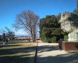 Ogród Boboli to największy park we Florencji