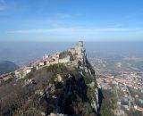San Marino, widok z najwyższego punktu