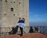 San Marino -Monte Titano czyli kolejny szczyt do Korony nasz!