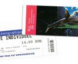 Bilet wstępu do oceanarium