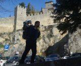 Wspinamy się na najwyższy szczyt San Marino ;P