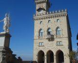 San Marino Piazza della Libertà