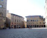 Palazzo dei Priori (główny plac w miasteczku Volterra)
