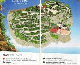 Plan ogrodów